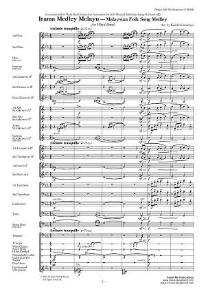 IramaMedleyMelayu Score.indd